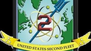 Quân huy đệ nhị hạm đội Hoa Kỳ