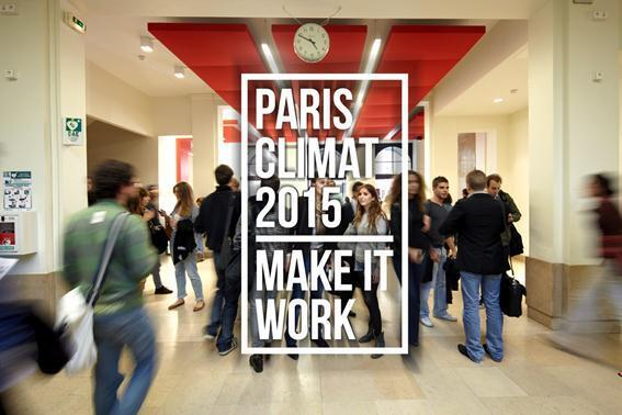 «Paris Climat 2015: Make it work» est un projet mené par les étudiants français de Science Po.