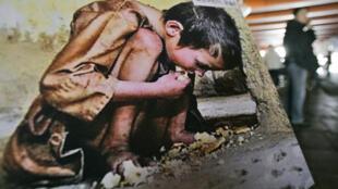 Corée du Nord - famine - enfant