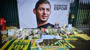 Sala was travelling to join Premier League side Cardiff City from Nantes when his plane crashed
