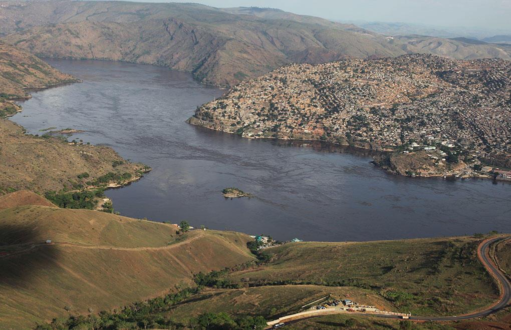 La ville de Matadi, capitale de la province du Kongo central en RDC (image d'illustration).