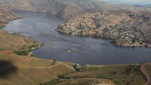 (illustration) La ville de Matadi, capitale de la province du Kongo central en RDC.