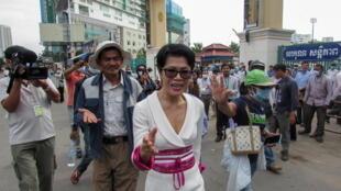 Cambodge procés