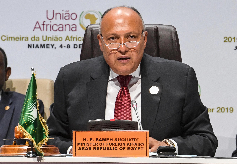 Le ministre des Affaires étrangères de l'Egypte a ouvert le 4 juillet au Palais des Congrès de Niamey la réunion du comité exécutif de l'Union africaine.
