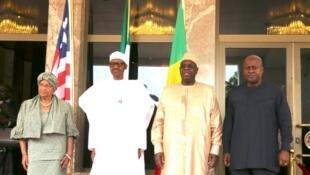 Shugabanni Afrika da ke shirin yakin Kawar da Yahya Jammeh daga mulki