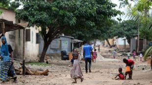 Dimanche au Togo, quelque 3,4 millions d'électeurs, éliront leurs conseillers. Ici, une rue de Lomé (Image d'illustration).