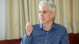 O cientista político Carlos Pereira, da Escola Brasileira de Administração Pública e de Empresas da Fundação Getúlio Vargas do Rio de Janeiro (FGV-RJ).