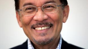 Anwar Ibrahim tsohon Firaministan kasar Malaysia
