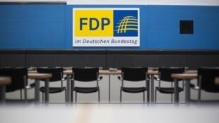 Au FDP comme dans les autres partis, c'est l'hécatombe des dirigeants.