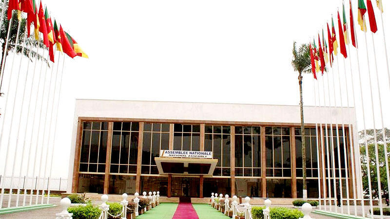Cameroon National Assembly