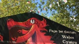 Le Pays de Galles, invité d'honneur du Festival Interceltique de Lorient 2018.