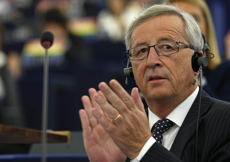O ex-primeiro-ministro do Luxemburgo, Jean-Claude Juncker é o novo presidente da Comissão Europeia