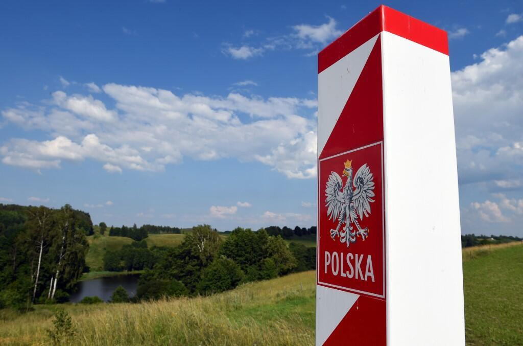 À la frontière entre la Lituanie et la Pologne (image d'illustration).