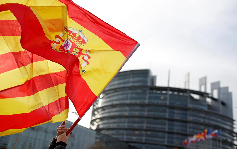 Catalonia na muradin ballewa daga Spain don cin gashin kansa