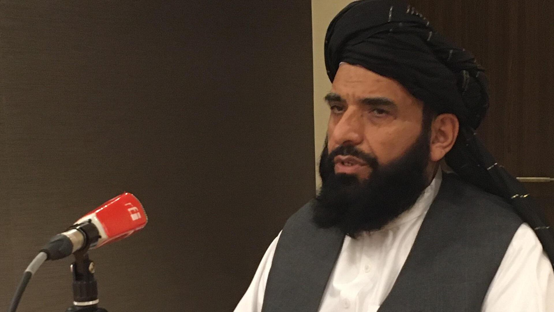 Afghanistan- Suhail Shaheen - ambassadeur des talibans des Nations-unies