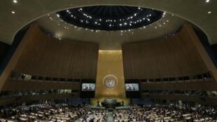 ONU às voltas com a guerra na Síria