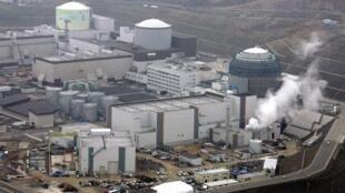 Usina nuclear de Tomari, no norte do Japão.