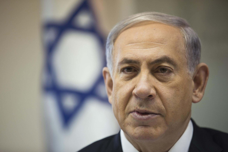 Le Premier ministre israélien Benyamin Netanyahu à Jérusalem le 21 décembre 2014.