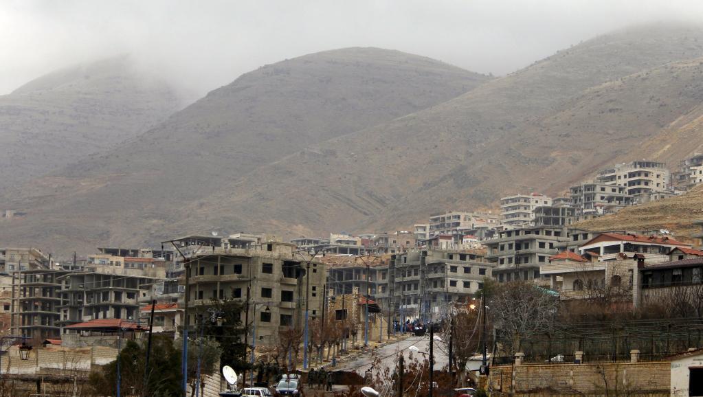 Mji wa waasi wa Madaya, kusini magharibi mwa Syria, umezingirwa kwa miezi sita na jeshi la Bashar Al Assad.