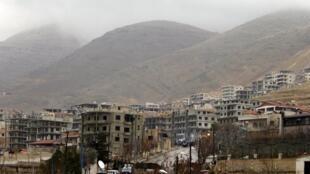 Mji waasi wa Madaya, kusini magharibi mwa Syria, umezingirwa kwa miezi sita na jeshi la Bashar Al Assad.