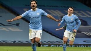Manchester City ta dage kofin na Firimiya sau 5 cikin shekaru 10.