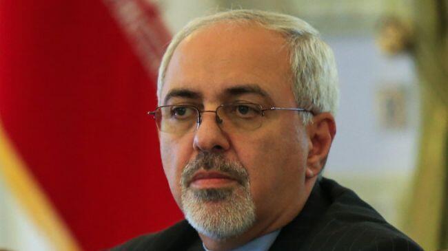 Mohammad javaz Zarif, waziri wa mambo ya nje wa Iran