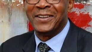 Mathurin Coffi Nago , président de l'Assemblée nationale du Bénin.