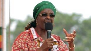 Grace Mugabe,Uwargidan Shugaban kasar Zimbabwe Robert Mugabe