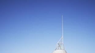 Le Centre Pompidou de Metz, dans l'est de la France.