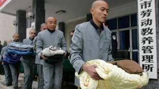El Congreso chino ratificó el cierre de los campos de reeducación por el trabajo, verdaderos centros extrajudiciales de detención de opositores.