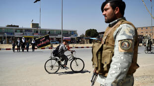 Western officials have been scrambling to work out how to provide security for their future civilian presence in Afghanistan amid fears of a Taliban comeback