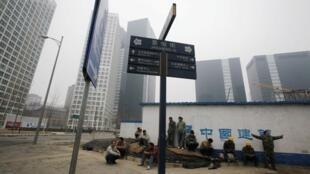 在北京的农民工(2010/3/19)