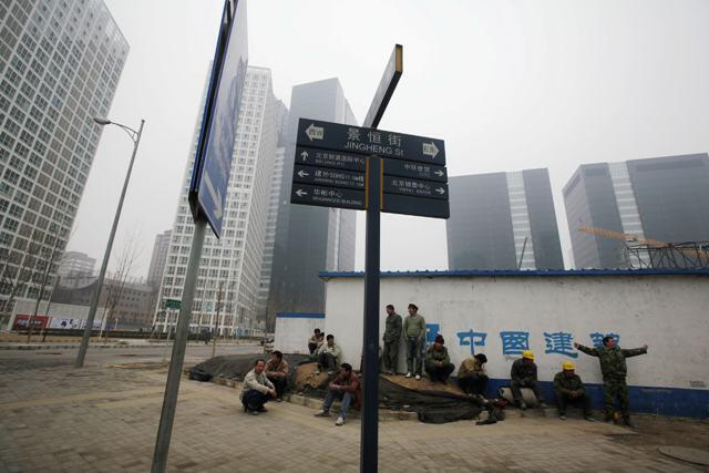 中国两亿一千一百万流动人口从事低薪或高危行业
