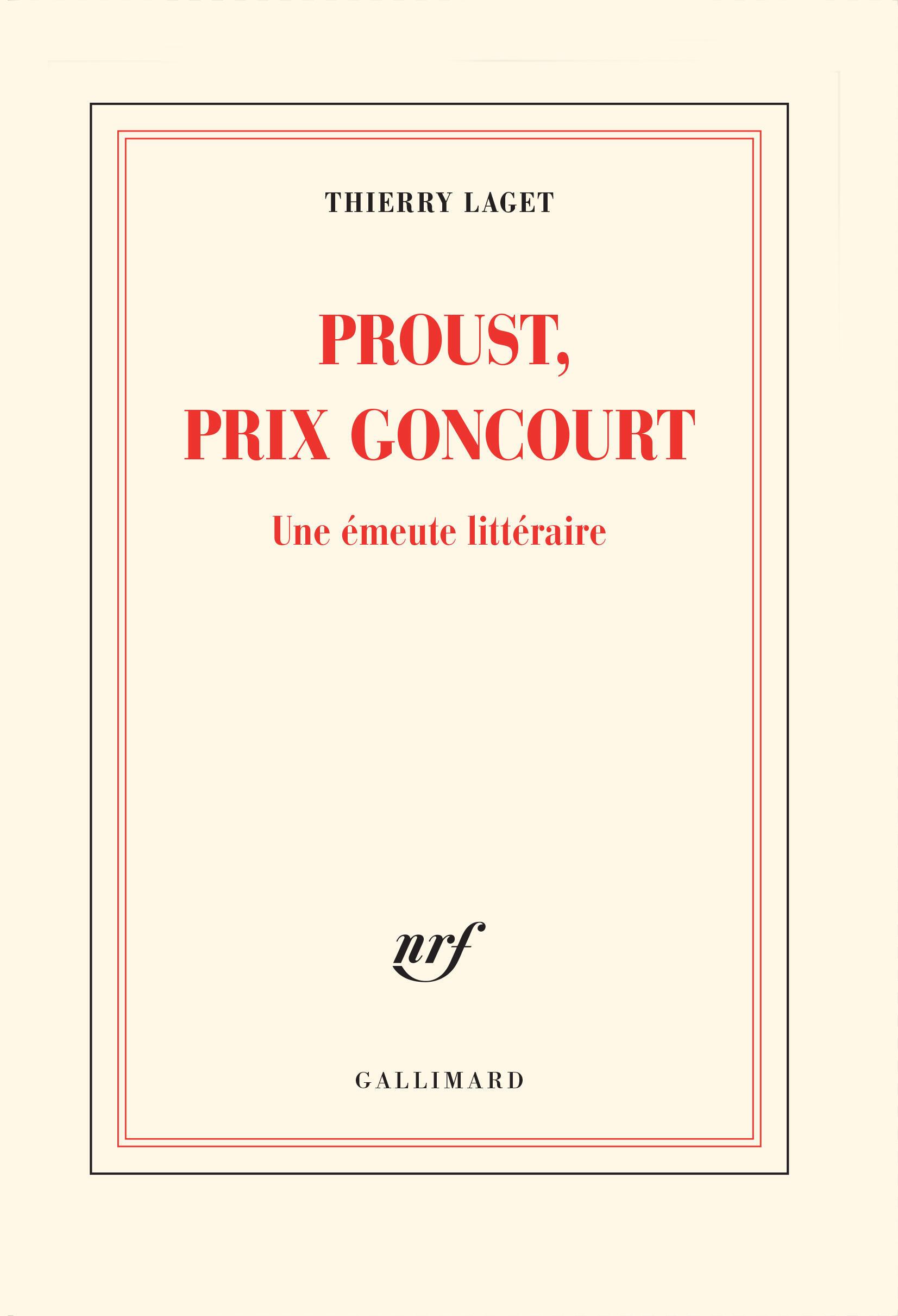 Couverture de l'essai de Thierry Laget