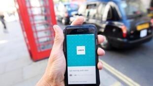 L'application Uber a été une nouvelle fois suspendue à Londres.