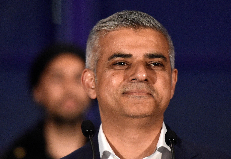 Sabon magajin garin birnin London, Sadiq Khan