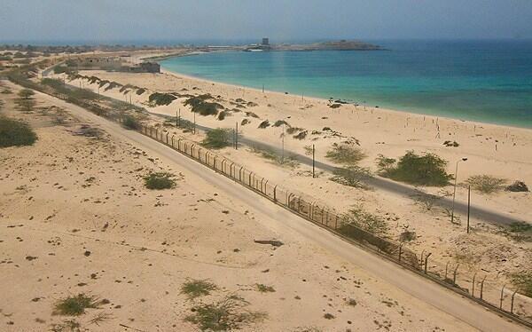 Abu Moussa island