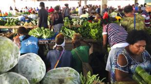 Ilhas Salomão são um dos dez países que ainda não tiveram registro de coronavírus. (16/09/2019)