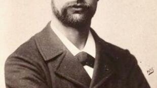 Alexandre Emile Jean Yersin (1863-1943).