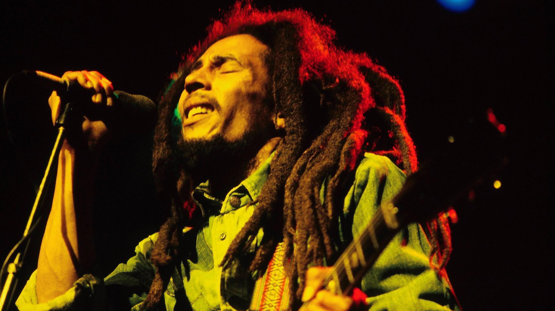 Mfalme wa Reggae Bob Marley.