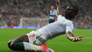 Le Sénégalais Moussa Konaté.