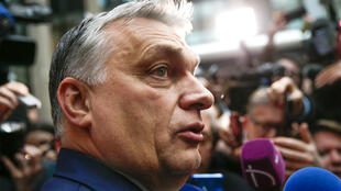 Orban's government proposed the bill to parliament to enable wide rule-by-decree powers