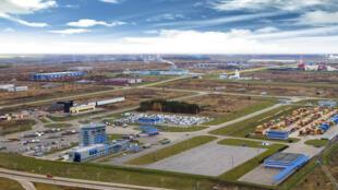 Alabuga, zone économique spéciale en Russie.