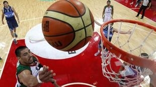 Баскетбол (иллюстрация)