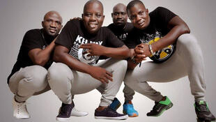 Le groupe ivoirien de Zouglou, Les Garagistes.