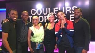 Claudy Siar, Demi Portion, Lynnsha et ses musiciens
