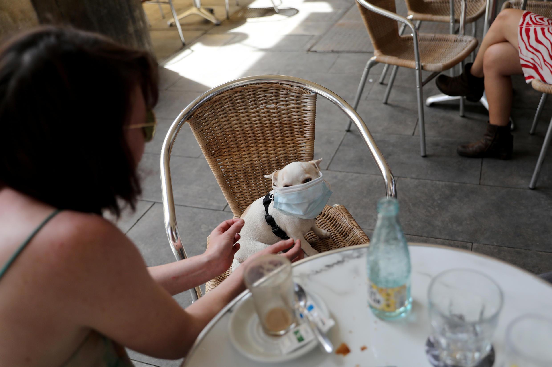 Красиво жить не запретишь: после карантина во Франции открываются кафе и рестораны.