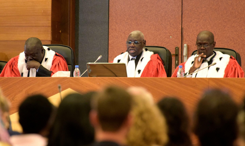 senegal tchad cour justice CAE