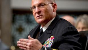 美国海军作战部长吉尔代资料图片