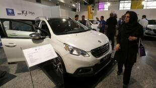 بازار پر التهاب خودرو در ایران